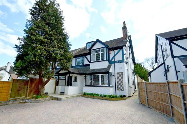 Thumbnail Semi-detached house to rent in Foxley Lane, Purley