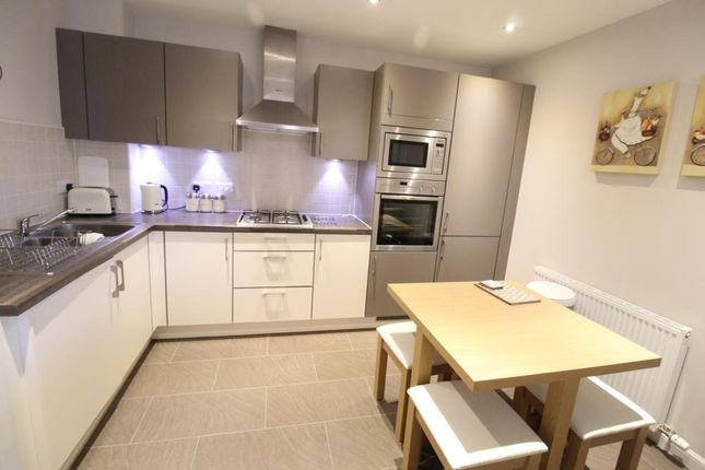 Dining Kitchen of Thistle Lane, Aberdeen AB10
