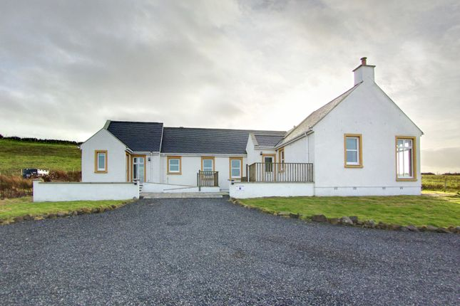 Thumbnail Cottage for sale in Nr Corsewall Lighthouse, Kirkcolm
