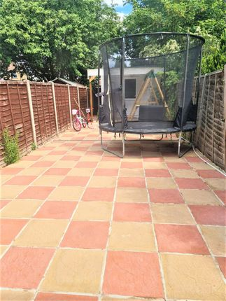 Thumbnail Terraced house to rent in Hubbards Close, Uxbridge, Greater London