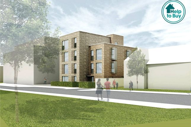 Cgi The Project of The Project, Grenville Place, Mill Hill, London NW7