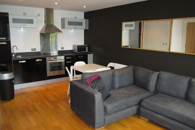 Thumbnail Flat to rent in Marsh Lane, Leeds