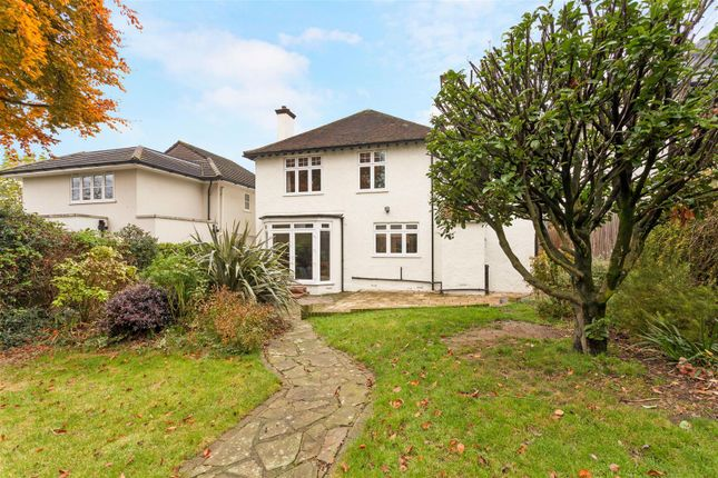 Thumbnail Detached house for sale in Pepys Road, Wimbledon