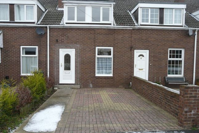 Thumbnail Terraced house to rent in Eastfield Lane, Kellington, Goole
