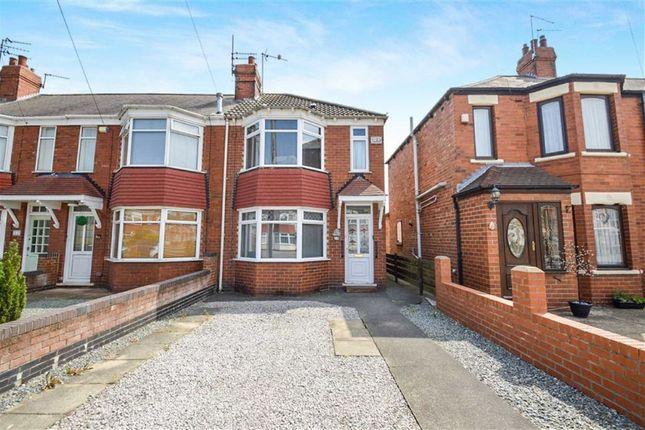 Thumbnail Terraced house for sale in Reldene Drive, Hull