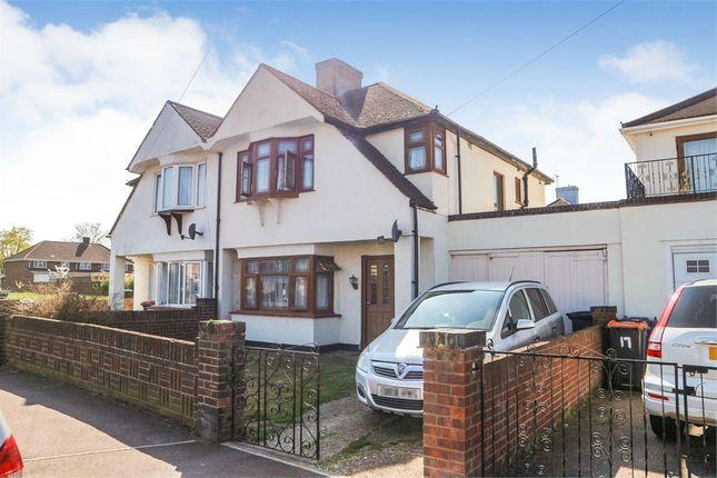 Thumbnail Semi-detached house for sale in Lancaster Avenue, Elstow, Bedford