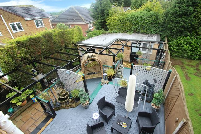 Thumbnail Detached house for sale in Elder Avenue, Upton, West Yorkshire