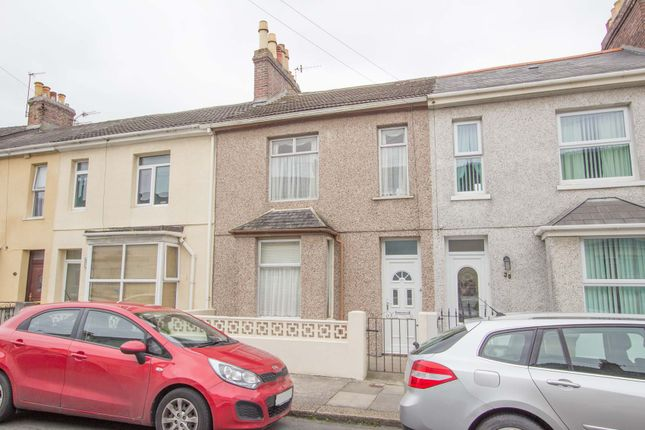 Thumbnail Terraced house for sale in Julian Street, Cattedown, Plymouth