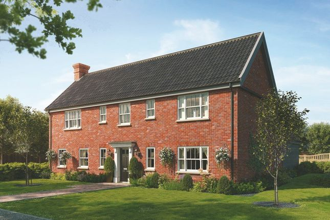 Thumbnail Detached house for sale in Stanwell Green, Thorndon, Eye, Suffolk