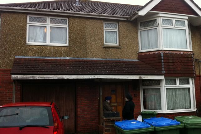 Thumbnail Property to rent in Kitchener Road, Highfield, Southampton