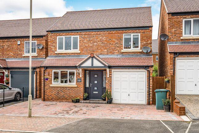 Thumbnail Detached house for sale in Guardians Walk, Wordsley, Stourbridge