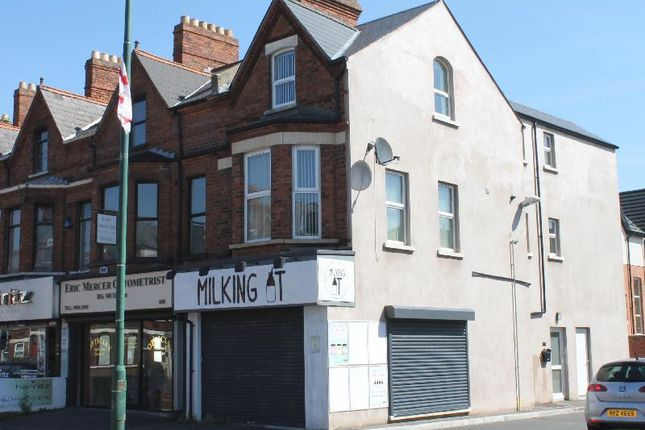 Thumbnail Retail premises to let in 450 Woodstock Road, Belfast, County Antrim