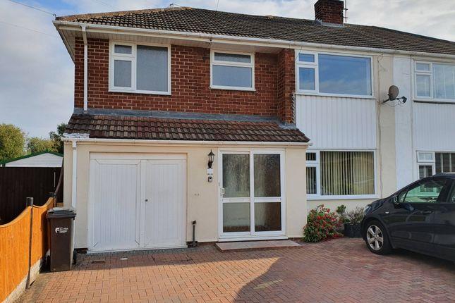 4 bed semi-detached house for sale in Hamilton Avenue, Deeside, United Kingdom CH5