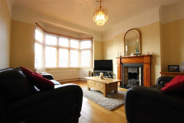 Thumbnail Semi-detached house for sale in Percy Road, Winchmore Hill, London
