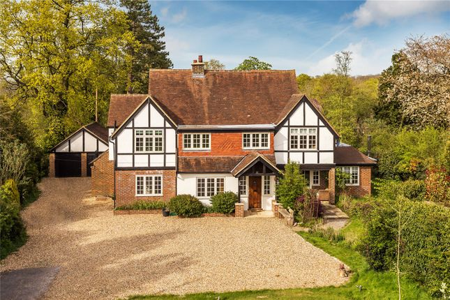 Thumbnail Detached house for sale in Millers Lane, Outwood, Surrey