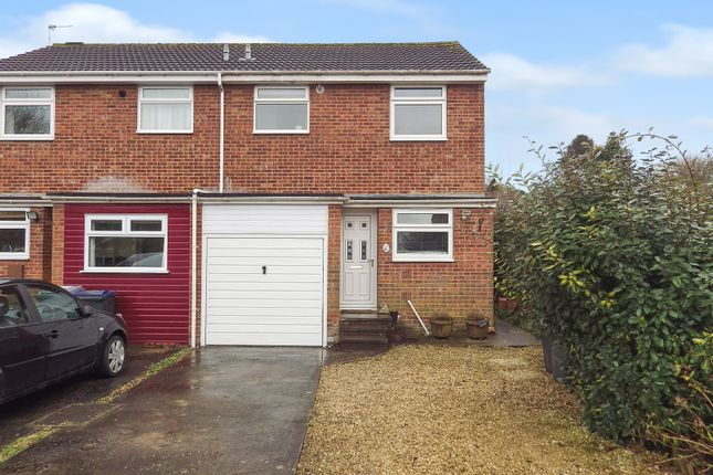 2 bed semi-detached house to rent in Clay Close, Dilton Marsh, Westbury BA13