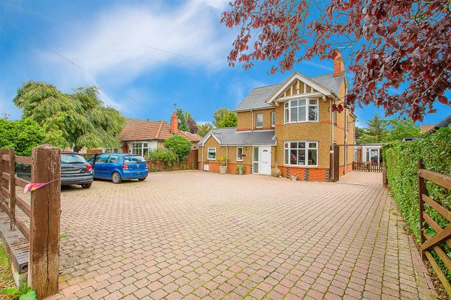 Thumbnail Detached house for sale in Polwell Lane, Barton Seagrave, Kettering