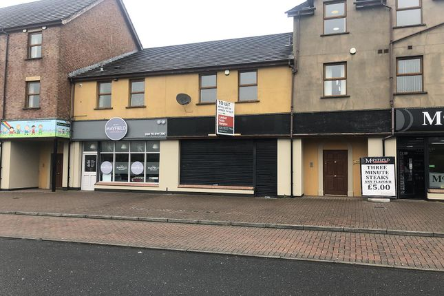 Thumbnail Retail premises to let in Units 5 & 6, 18 Mayfield High Street, Newtownabbey, County Antrim