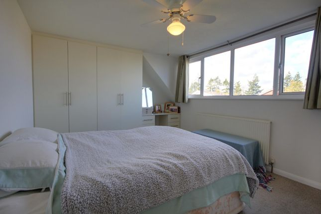 Bedroom of Silverthorne Drive, Caversham Heights, Reading RG4