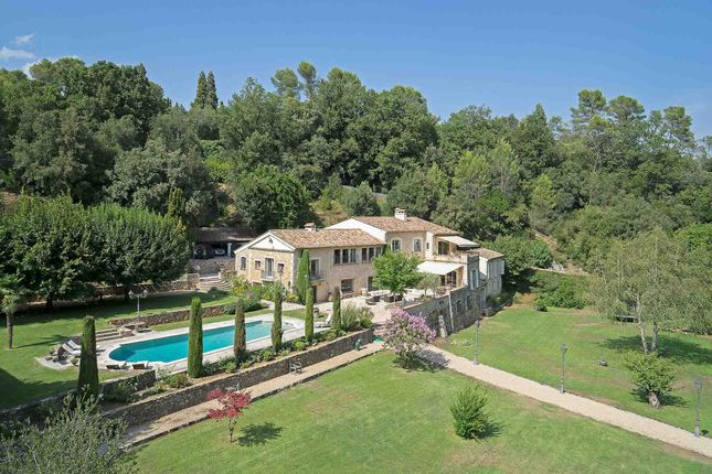 Thumbnail Villa for sale in Valbonne, Mougins, Valbonne, Grasse Area, French Riviera