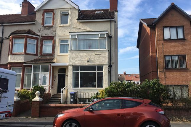 Thumbnail End terrace house for sale in Chatsworth Avenue, Bispham, Blackpool