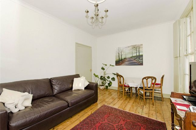 Living Room of Lyme Street, Camden, London NW1