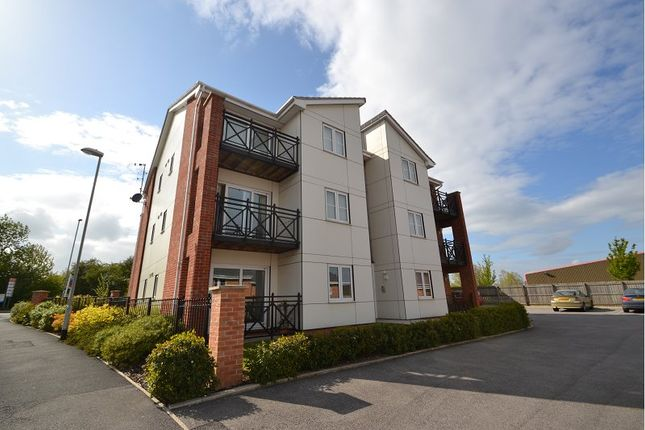 Thumbnail Flat for sale in The Oaks, New Forest Village, Middleton, Leeds
