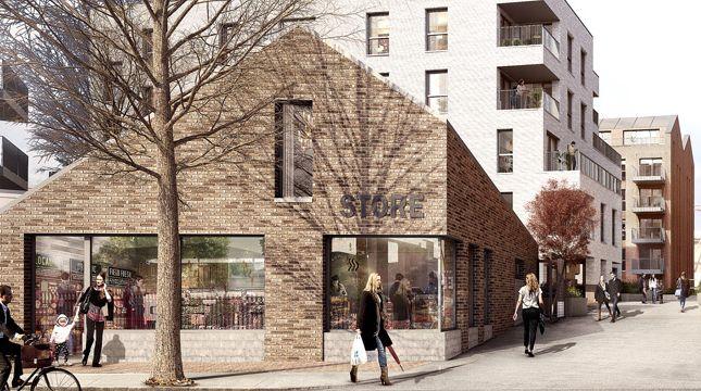Thumbnail Retail premises to let in Bream Street, Fish Island, London