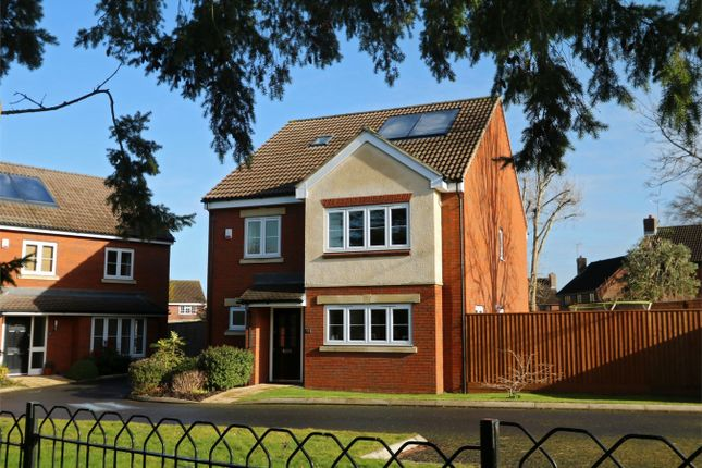 Thumbnail Detached house to rent in Chatsworth Gardens, Thornbury, Bristol