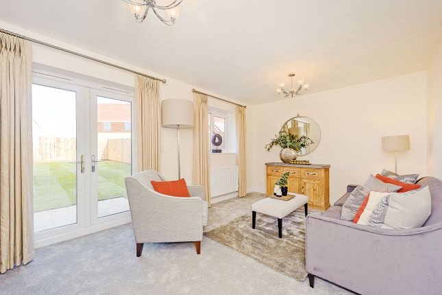 """2 bedroom semi-detached house for sale in """"The Hardwick A"""" at Douglas Crescent, Auckland Park, Bishop Auckland"""