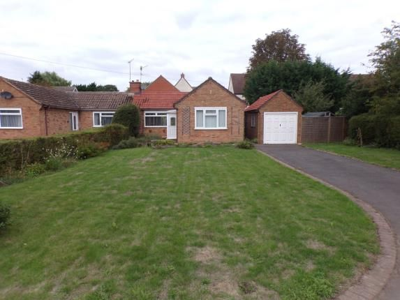 Thumbnail Bungalow for sale in Crawford Close, Bidford-On-Avon, Alcester, Warwickshire