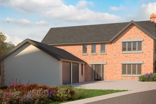 Thumbnail Detached house for sale in Plot 6, The Limes, Off Brassington Lane
