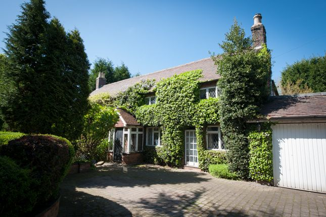 Thumbnail Detached house for sale in Ivy Cottage, Station Approach, Four Oaks, Sutton Coldfield