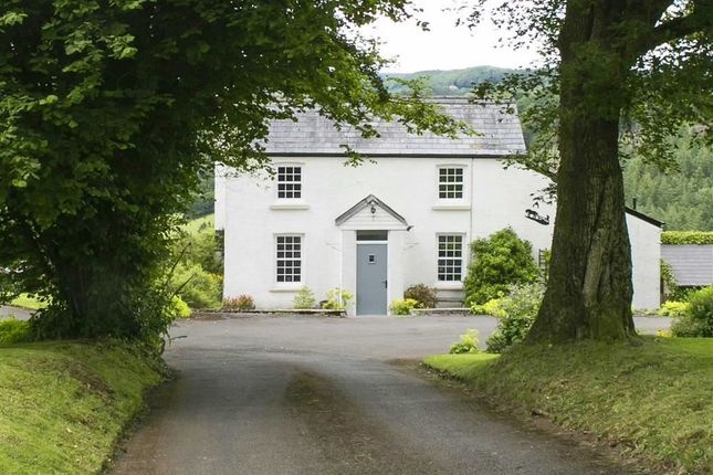 Thumbnail Detached house for sale in Newchurch, Chepstow