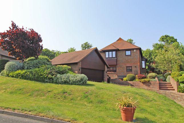 Thumbnail Detached house for sale in Saffrons Park, Eastbourne