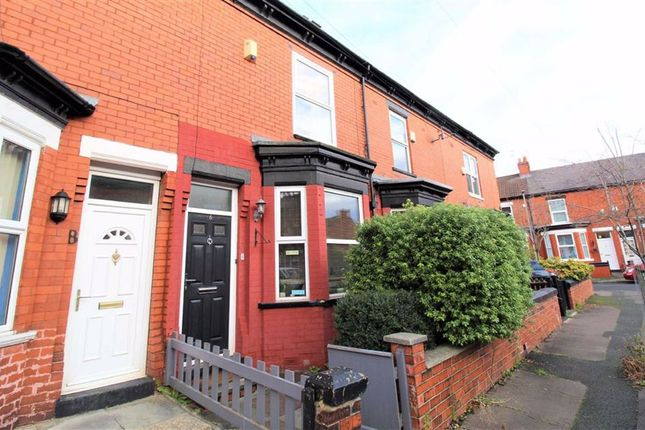 2 bed terraced house for sale in Berrie Grove, Burnage, Manchester M19