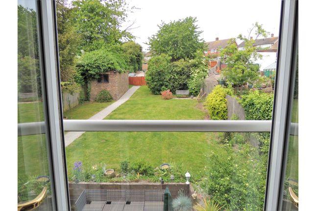 Rear View of Sundridge Hill, Cuxton, Rochester ME2