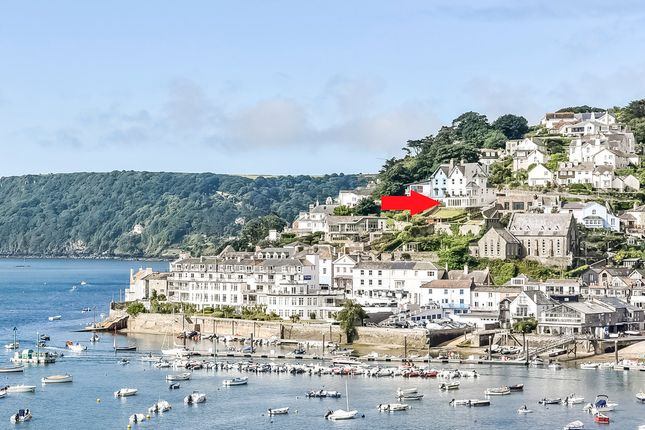 Thumbnail Flat for sale in Devon Road, Salcombe, South Devon