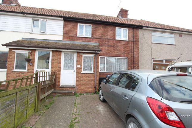 3 bed terraced house for sale in Douglas Road, Deal