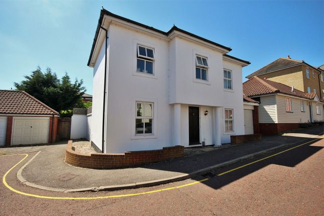 Thumbnail Detached house for sale in St Augustine Mews, Colchester, Essex
