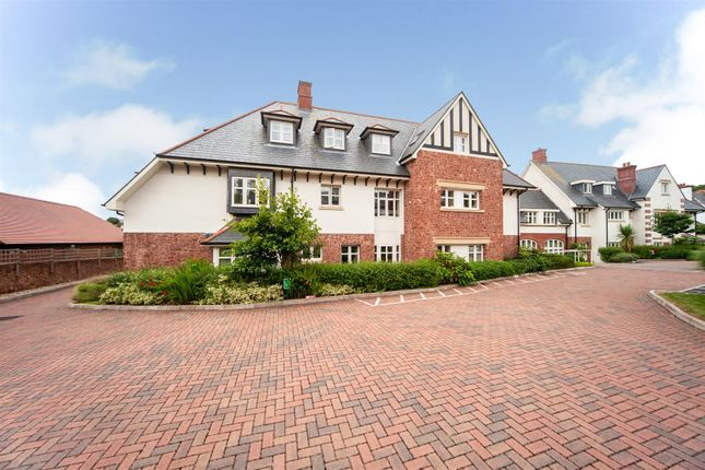Thumbnail Flat for sale in Beechfield Court, The Parks, Minehead