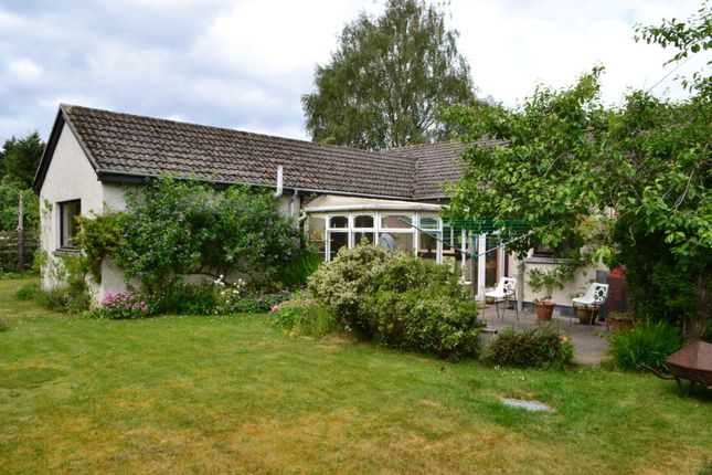 Thumbnail Detached bungalow for sale in 1 Granary Park, Rafford, By Forres