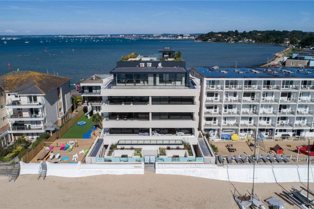 Thumbnail Flat for sale in Ace, 17-21 Banks Road, Sandbanks, Poole