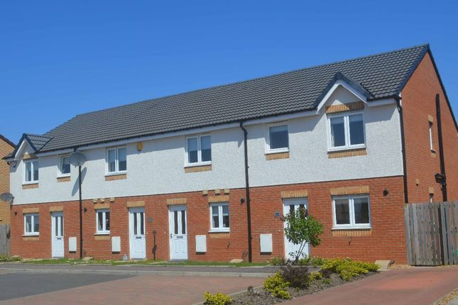 Thumbnail End terrace house for sale in Bowhill Road, Chapelhall, Airdrie
