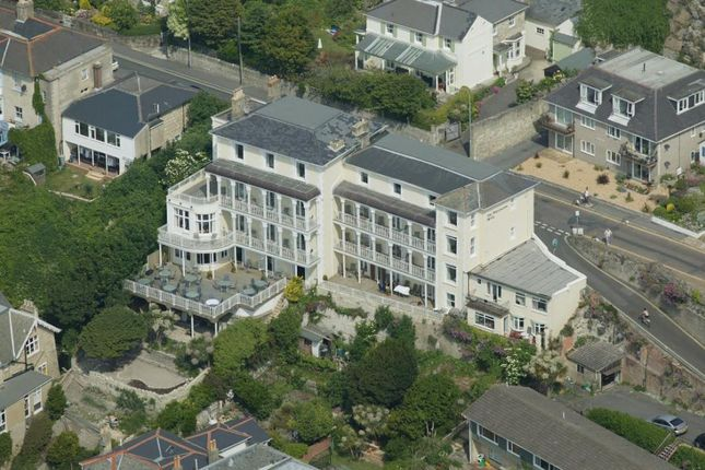 Thumbnail Hotel/guest house for sale in The Wellington Hotel, Belgrave Road, Ventnor, Isle Of Wight