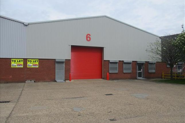 Thumbnail Light industrial to let in 6 St Martins Way, Cambridge Road Industrial Estate, Bedford