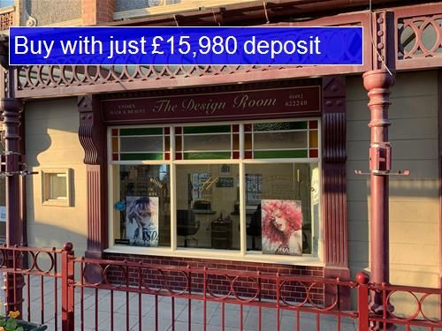 Thumbnail Retail premises for sale in Oxford Arcade, Pantyrafon, Penmaenmawr