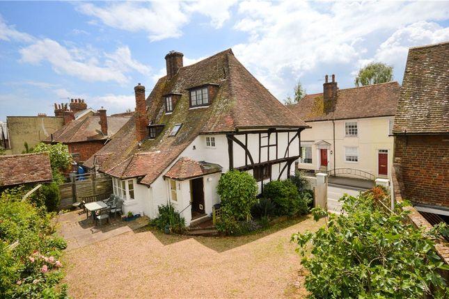 Thumbnail Semi-detached house for sale in Bridge Street, Wye, Ashford, Kent