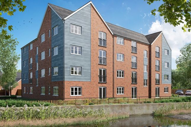 """2 bed flat for sale in """"Apartment"""" at Ryders Green Road, West Bromwich B70"""