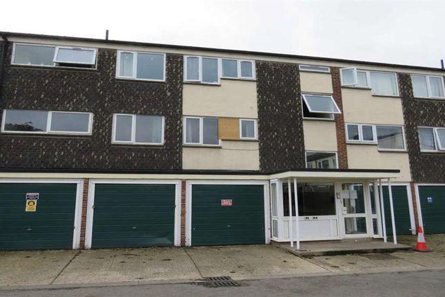 Thumbnail Flat for sale in Cliftonville Court, Abington, Northampton